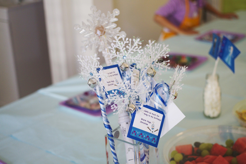 J for Jamie Blog | Frozen Birthday Party