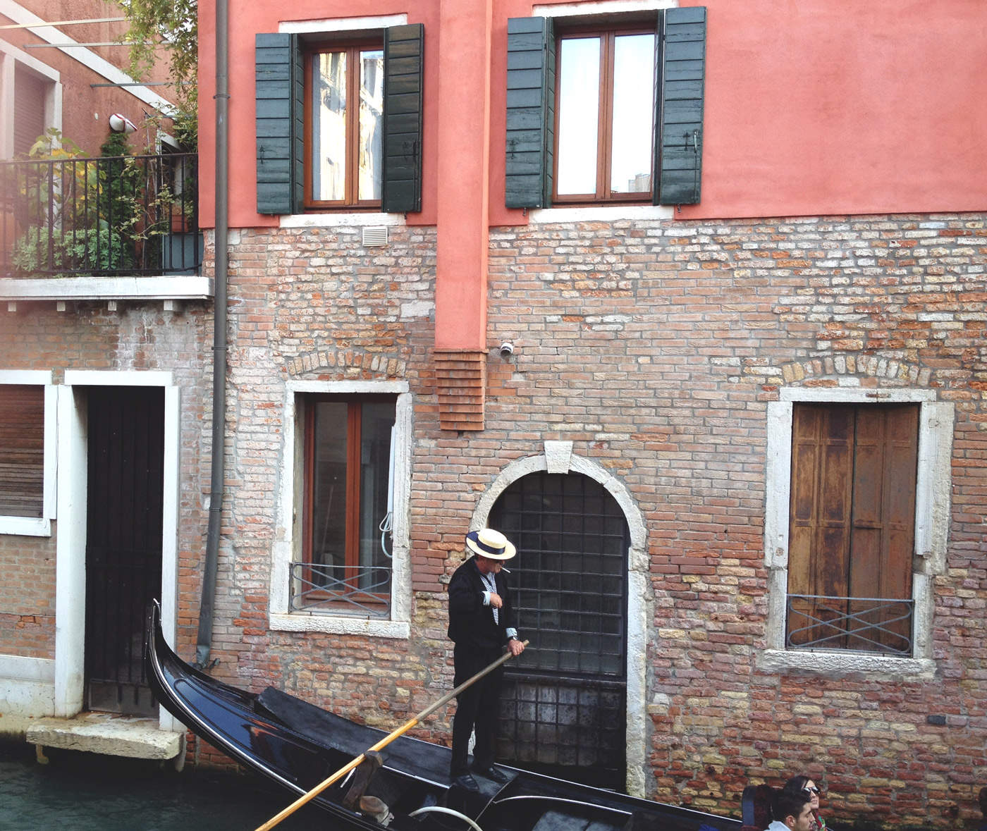 venetian-gondolier