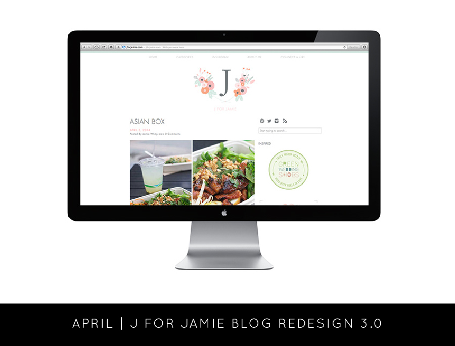 J for Jamie Blog | 2014 in Review