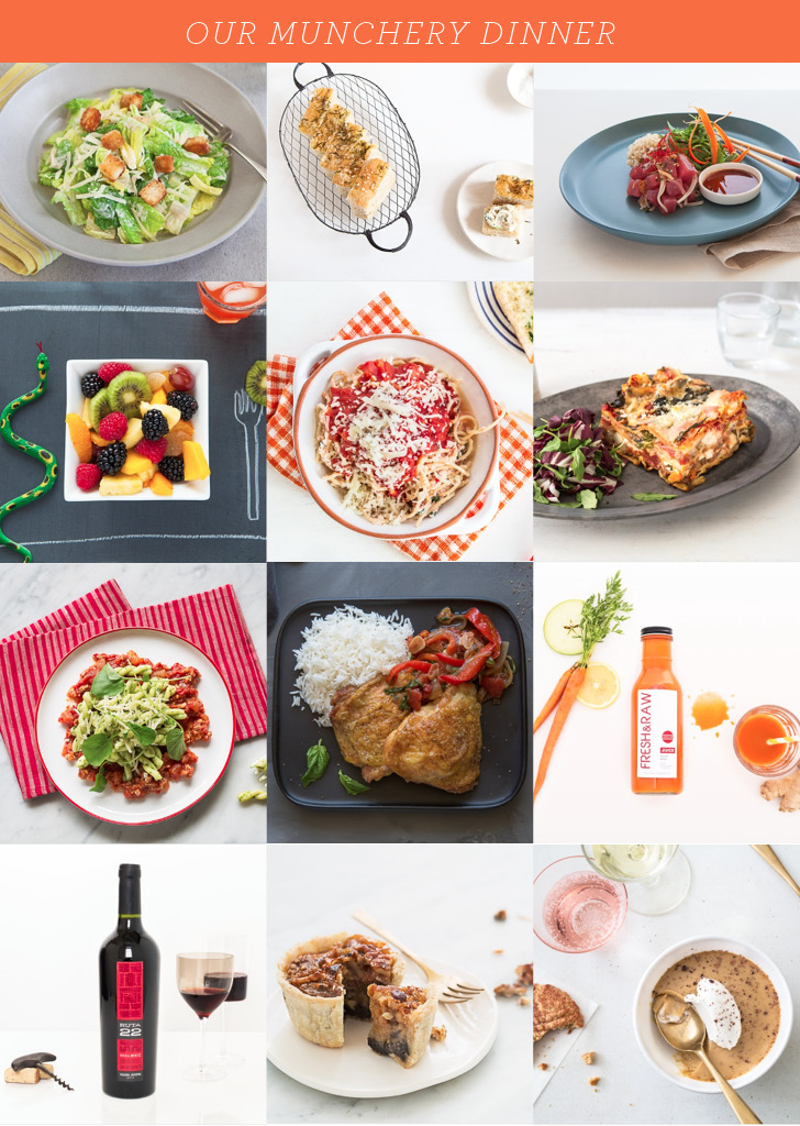 J for Jamie Blog | Munchery