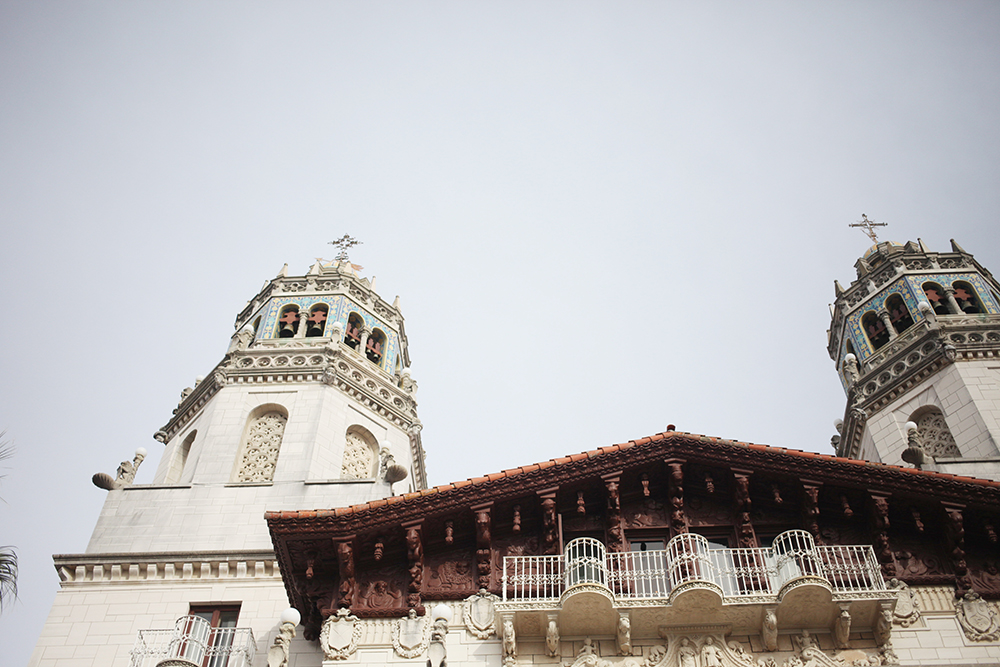 J for Jamie Blog | Hearst Castle