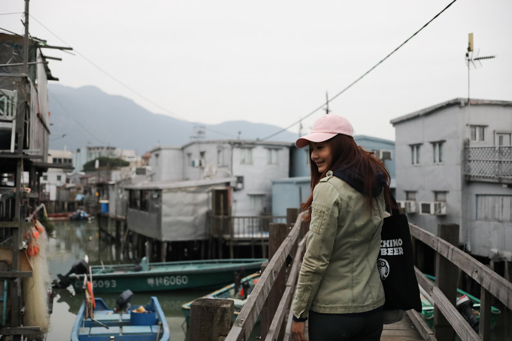 J for Jamie Blog | Tai O