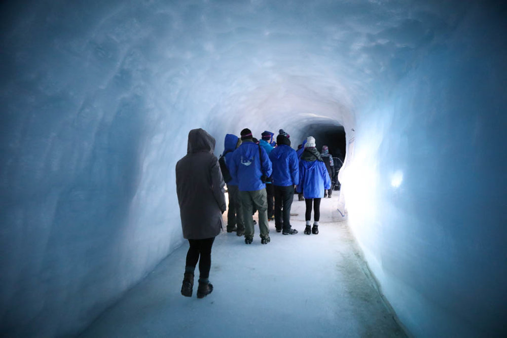 Glacier Cave, Iceland | J for Jamie Blog