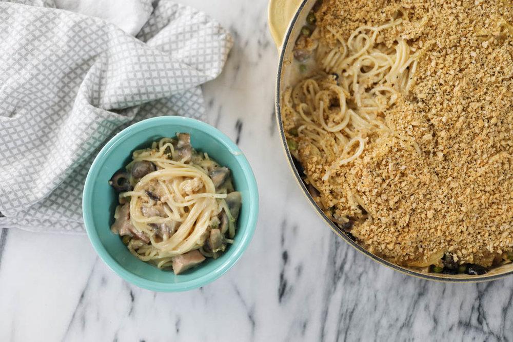 tetrazzini recipe | popsugar