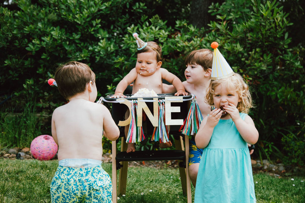 First Birthday Photos | J for Jamie Blog