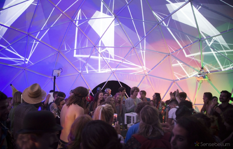 Sensebellum Summer Meltdown Music Festival Geodesic Interactive art Sensatorium19 copy.jpg