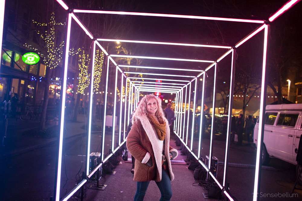 Sensebellum Solstice Holiday Tree Lighting Tunnel LED Art Walk Bellingham Company Lighting Design Creative 10 copy.jpg