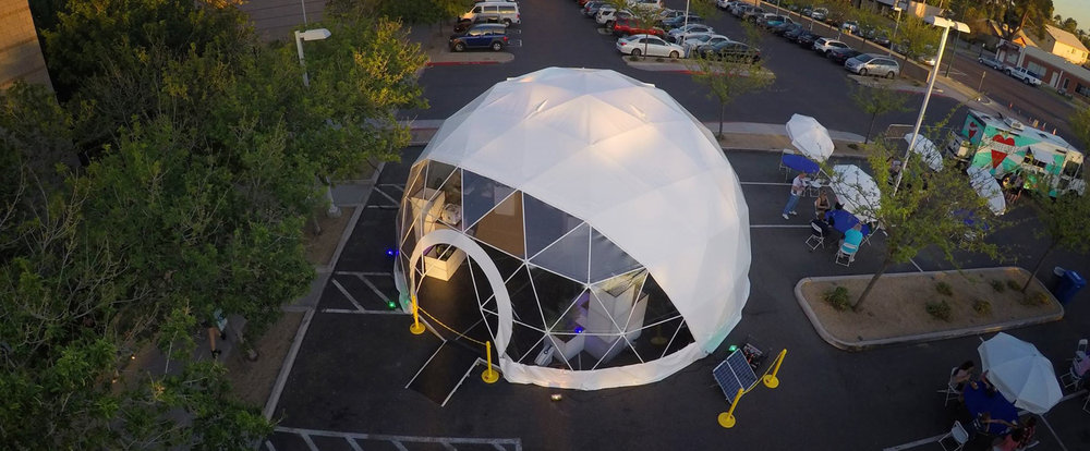 Steel geodesic doime rental company bellingham seattle washington sensebellum structure tent.jpg