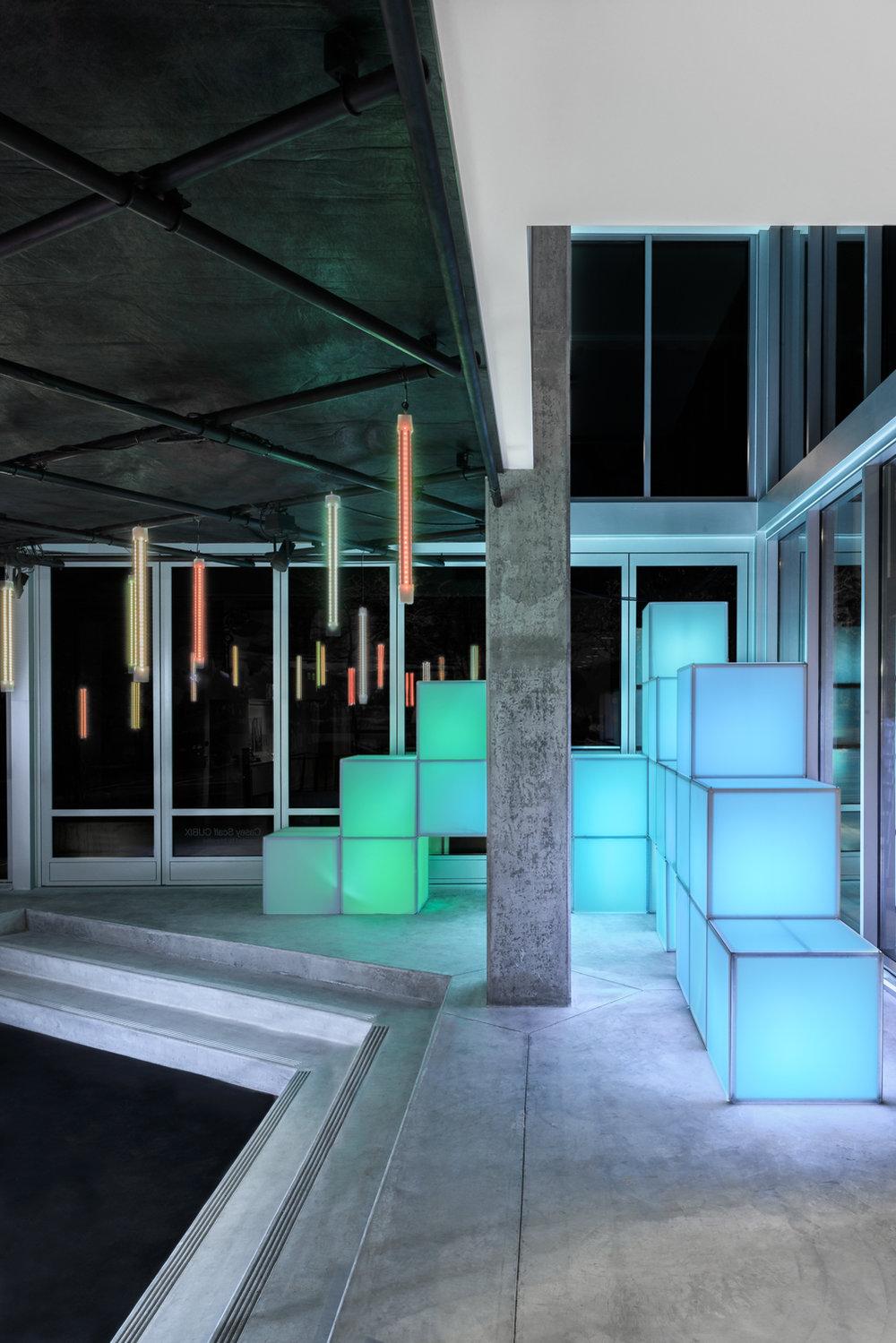 Dimension Apartments CUBIX Installation