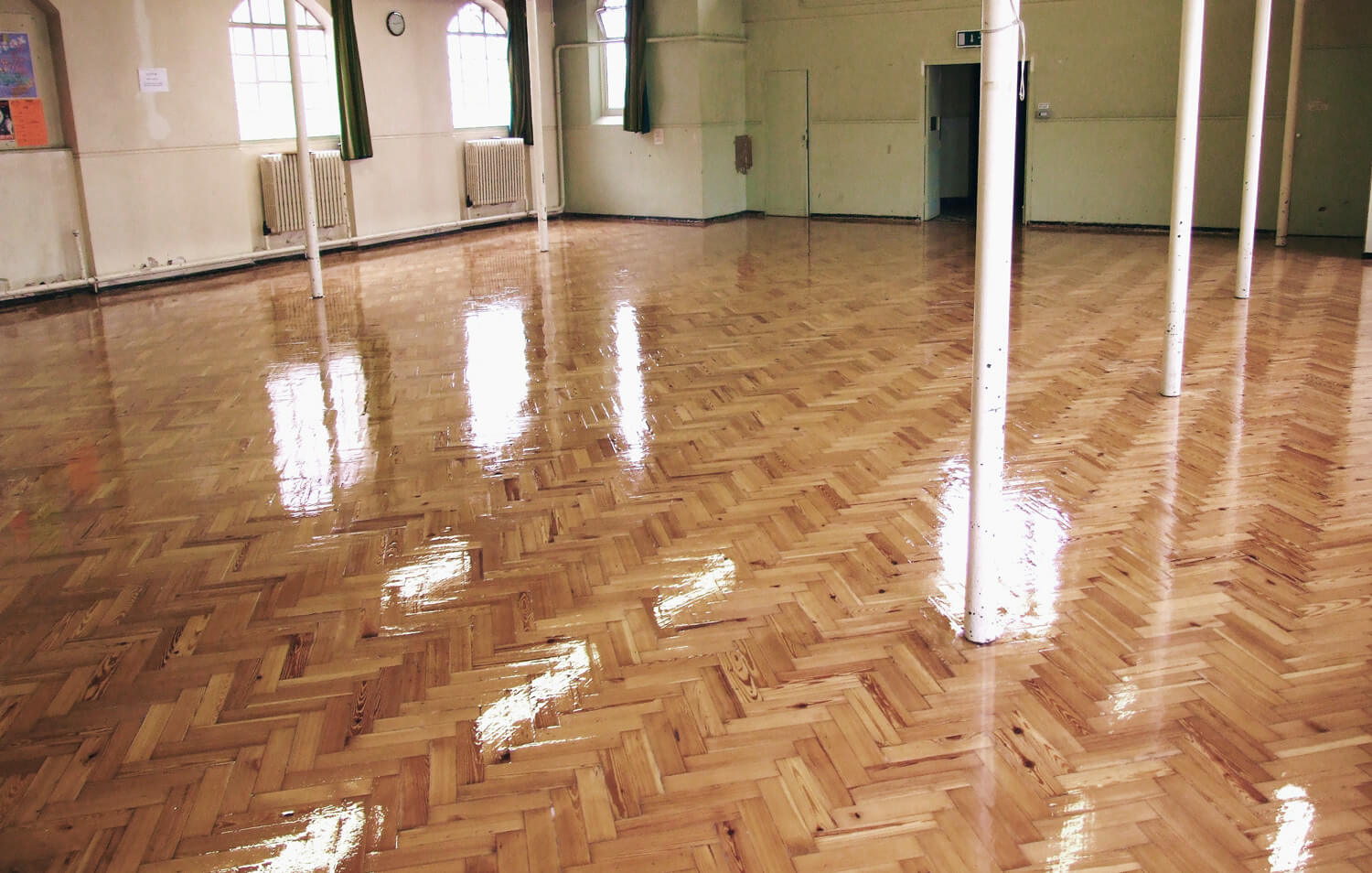 Floor Strip And Wax Services Bakersfield Janitorial Cleaning