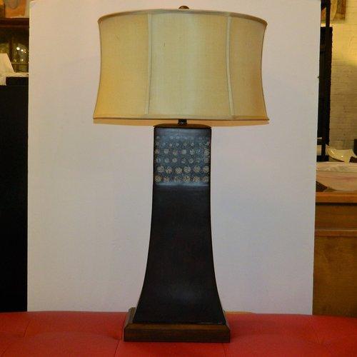Brown Ceramic Table Lamp Dulce
