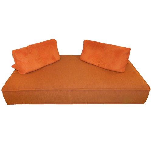 Orange Escapade Sofa By Roche Bobois — Dulce