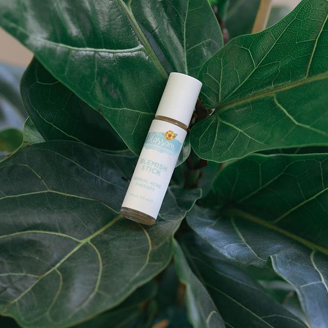 """""""Your Blemish Stick is a life saver!  Works like a charm!  I love it!"""" - Maggie . . . . #blossom #healthystrongandbeautiful #naturalskincare #naturalacnecare #ecofriendly #acne #acnecare #noanimaltesting #madeinusa #california #skincare #lovetgeskinyourein #sunstick #blossomstick #lagirl"""