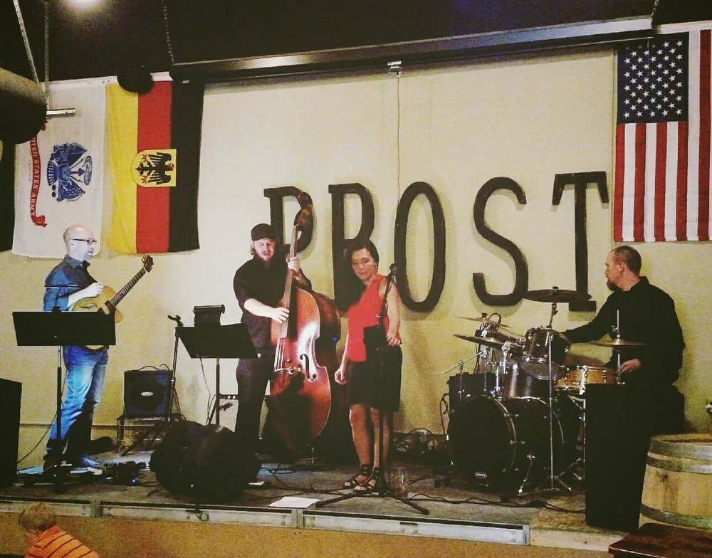 Jazz Combo at Prost Brewing Taphouse