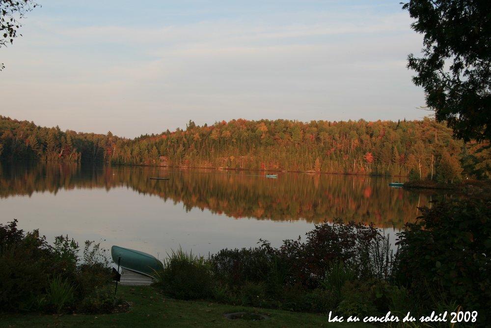 2008 Lac le soir .JPG