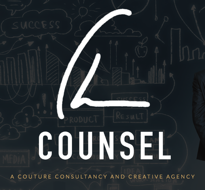 www.counsel.enterprises    Counsel is a couture consultancy and creative agency working with high value businesses in the digital marketing realm.