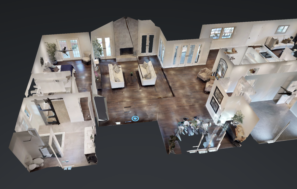3D TOURS  Buyers can picture themselves at home before they ever walk through the door.
