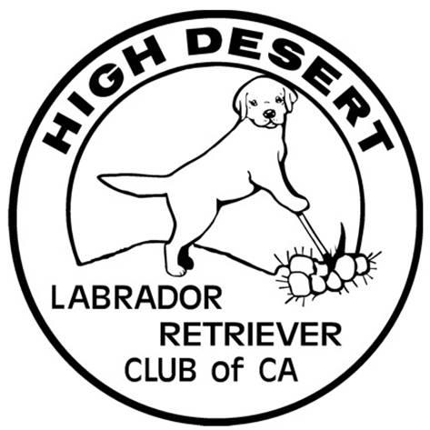 High Desert Labrador Retriever Club of CA