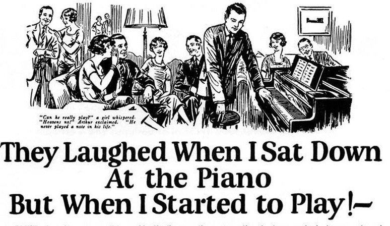 They laughed when I sat down at the piano by John Caples.jpg