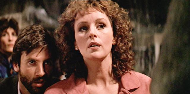 Bonnie Bedelia as Holly Gennero McClane.
