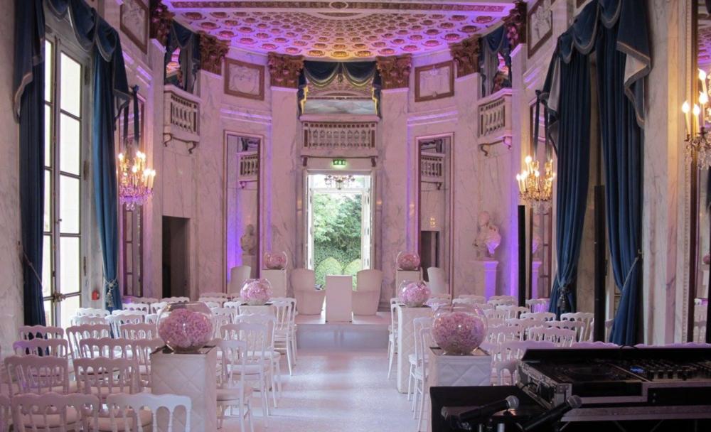 Bridefriends Destination Wedding Podcast - 007 - Fete in France - Mariage au Pavillon de Musique de la comtesse du BARRY 0