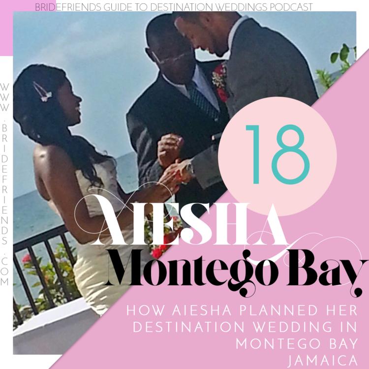 Social Graphic Bridefriends Guide To Destination Weddings Podcast