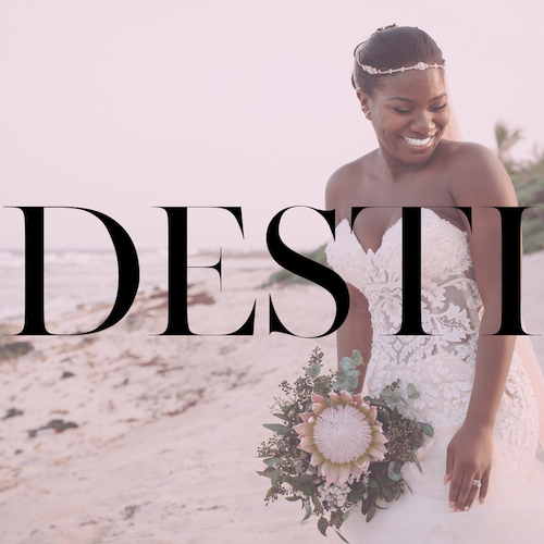 EVERY. SINGLE. WEEK! - Don't miss an episode of the DESTI Guide to Destination Weddings Podcast!Your weekly dose of destination wedding planning tips, tricks, and advice!Subscribe Now for INSTANT NOTIFICATIONS!Apple Podcasts   Google Play   Stitcher   Spotify   YouTube