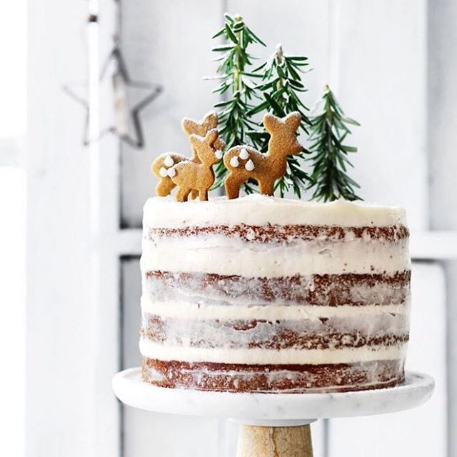 It's almost December and we're already dreaming of gingerbread and fruitcake... #christmas #tea #tealover #cake #xmas