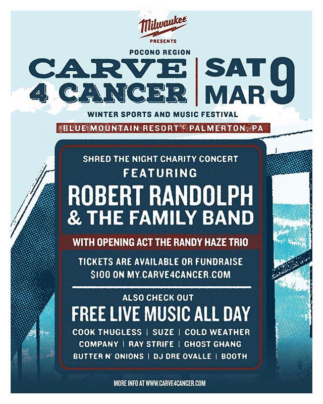 TODAY - @carve_4_cancer 430p . . #fuckcancer #livelikebrent #unclebrent #carve4cancer