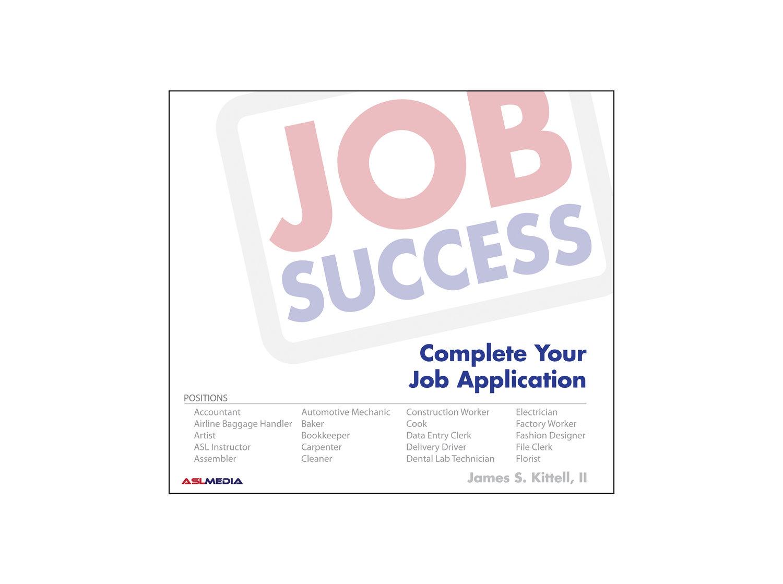 job success complete your job application dvd discs first job success complete your job application 40 dvd discs first version