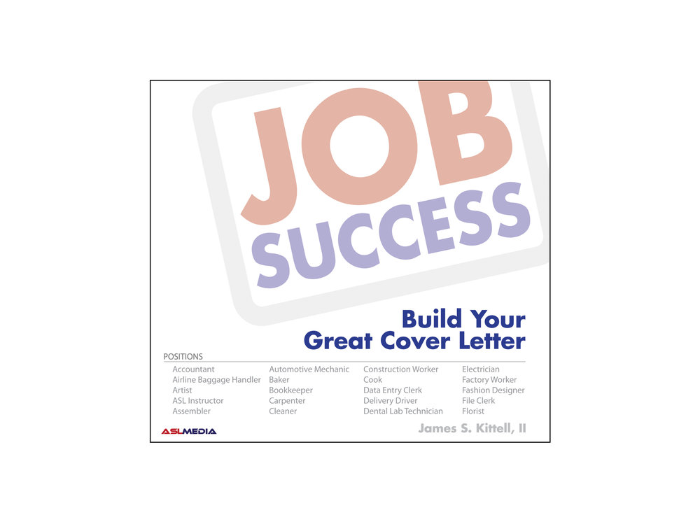 Job Success: Build Your Great Cover Letter   40 DVD Discs (First Version)