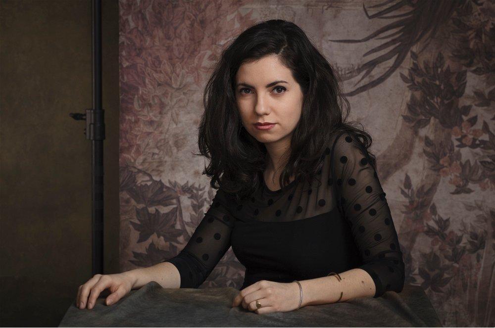 Poet, Lucia LoTiempo