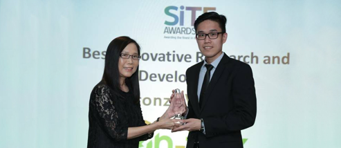 SiTF Awards 2015