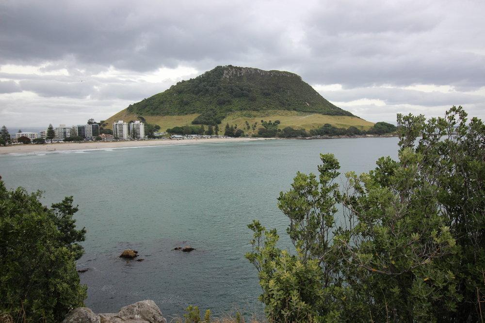 Main Beach from Moturiki Island