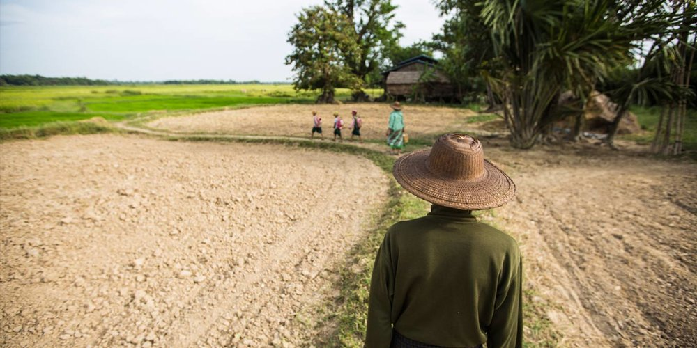 A NEW FUTURE FOR RURAL MYANMAR -