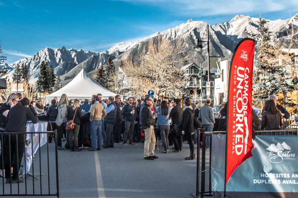 World-Class Food Festivals - Canmore Uncorked