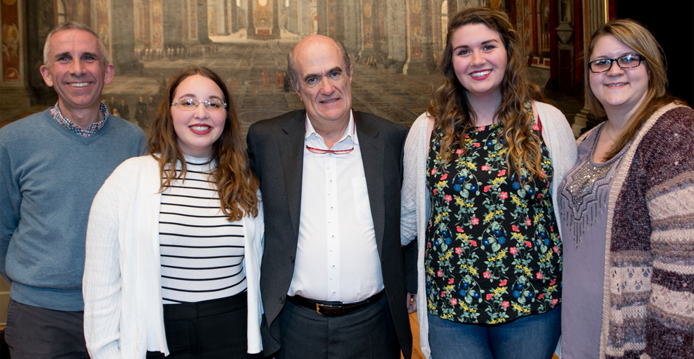 Multi-Award-Winning Author - Th 16 Mar 2017 @ 2:45 pm • Venue: The Chapel, University of Georgia, Athens • Event Title: Club Gael members meet Colm Tóibín, the Delta Airlines Visiting Chair for Global Understanding at the University of Georgia • Follow-On Event: VIP seating at Tóibín's 3:30 pm lecture,