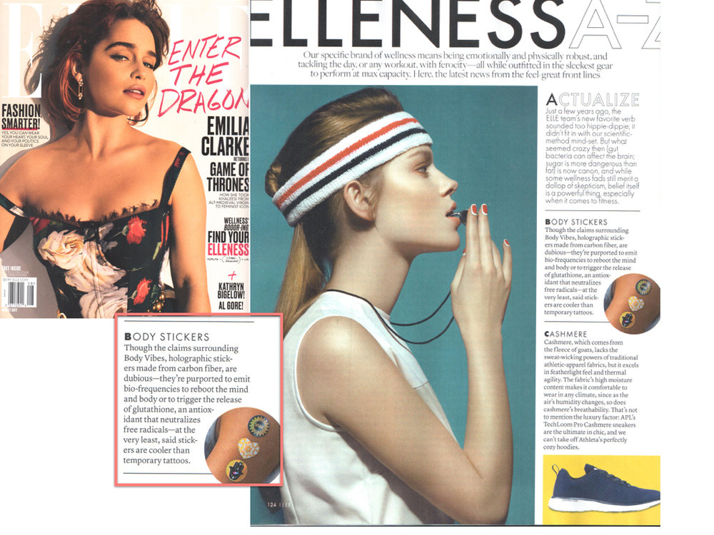 Elle Magazine - August 2017
