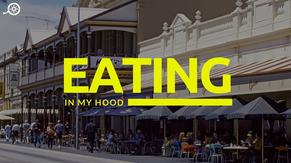 Eating in My Hood