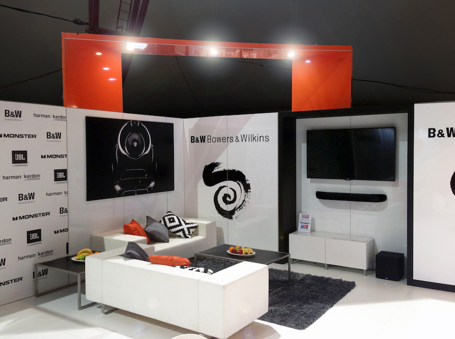 Exhibition Booth Hire Gold Coast : Displays — convoy display solutions