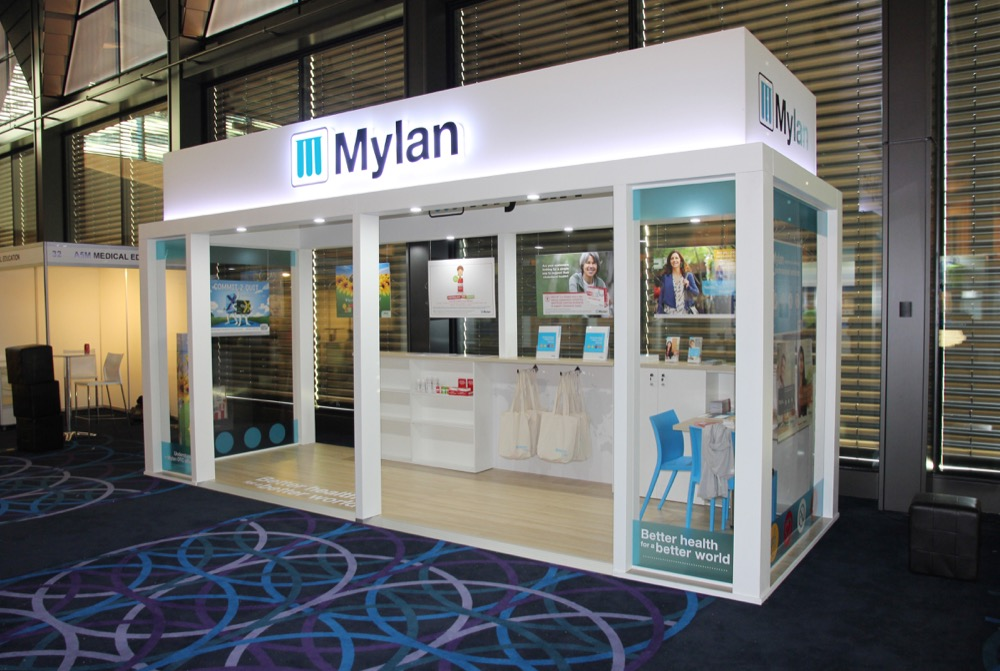 Exhibition Booth Supplier Singapore : Displays — portfolio trade show portable stand booth