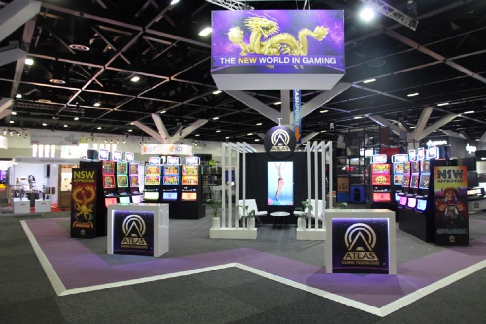 Exhibition Booth Hire Gold Coast : Displays — portfolio trade show portable stand booth
