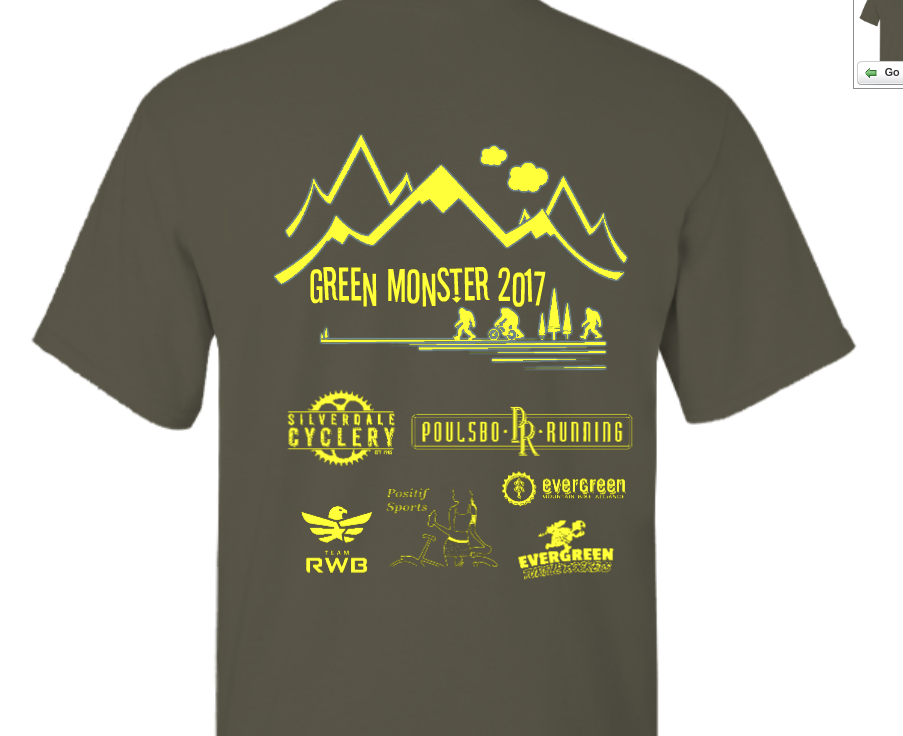 GET YOUR 2017 GREEN MONSTER SHIRT HERE!