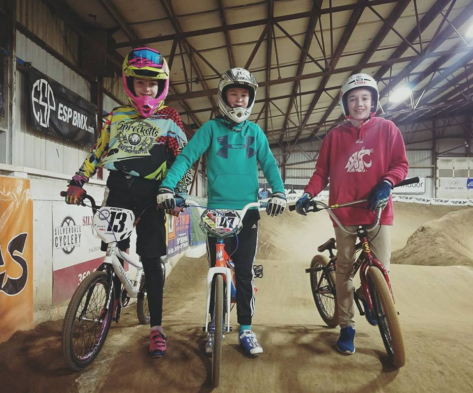 Photo credit: Peninsula Indoor BMX