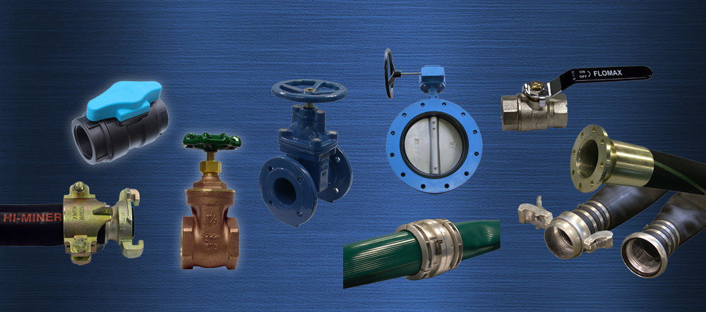 MINING, INDUSTRIAL, ENGINEERING & IRRIGATION APPLICATIONS   View our products