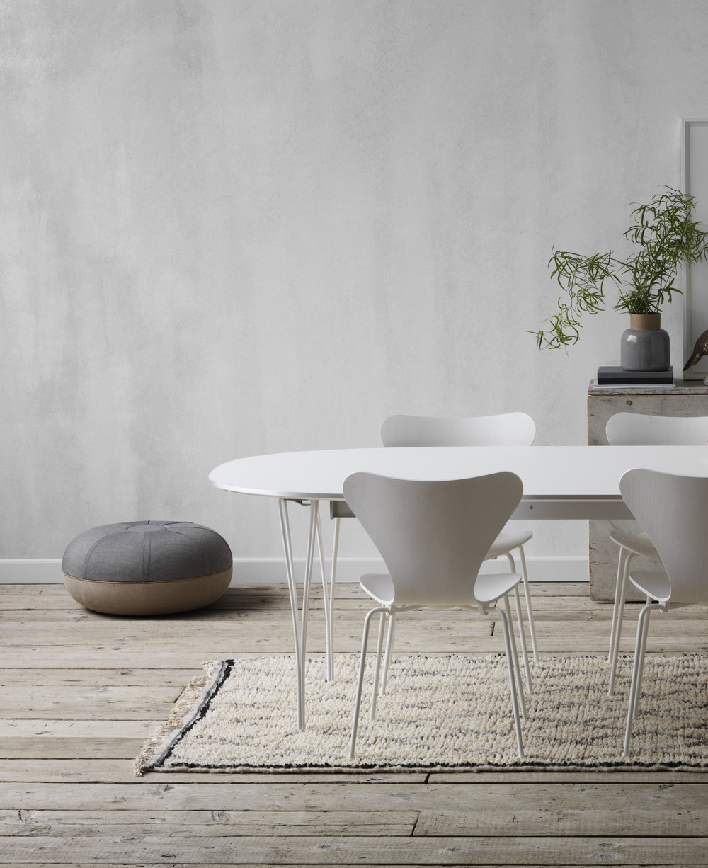 Fritz Hansen Superellipse