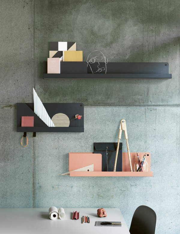 Muuto Folded- shelves