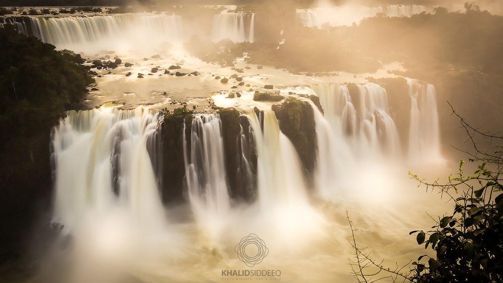 Iguazu Falls, Brazil - شلالات اجوازو، البرازيل