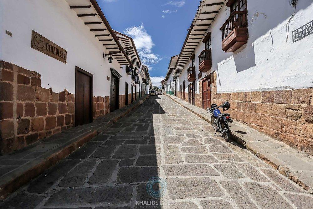 باريتشارا، كولومبيا