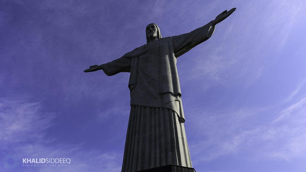 كوركوفادو، ريو دي جانيرو، البرازيل